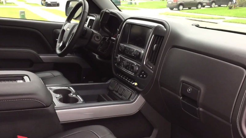 2017 Chevrolet Silverado 1500 Z71: An Overview