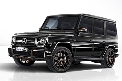 Mercedes AMG G65 to bring down the curtains with Final Edition model - image 739733