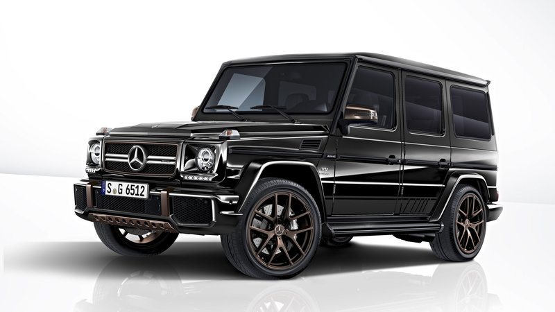 Mercedes AMG G65 to bring down the curtains with Final Edition model