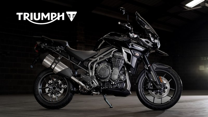 2016 - 2017 Triumph Tiger Explorer XR