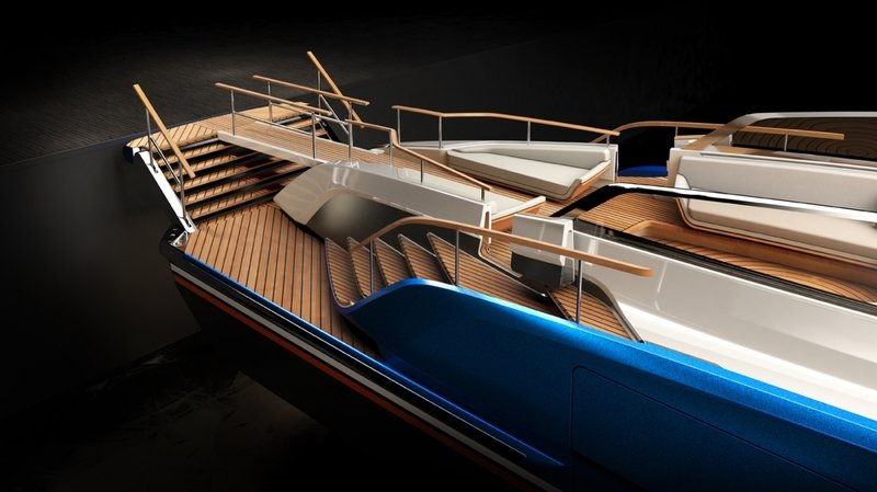 2018 Aeroboat S6 Exterior Computer Renderings and Photoshop - image 739801