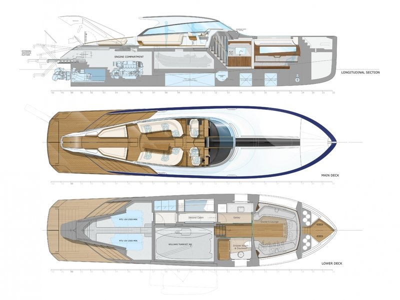 2018 Aeroboat S6 Computer Renderings and Photoshop - image 739807