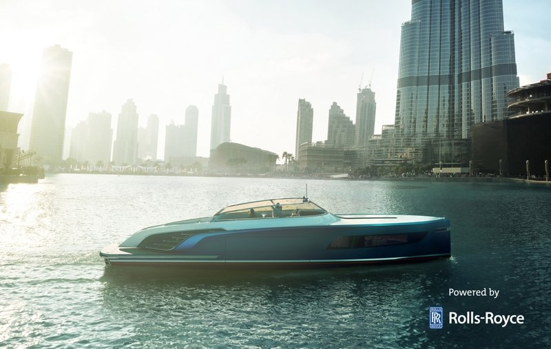 2018 Aeroboat S6 Exterior Computer Renderings and Photoshop - image 739791