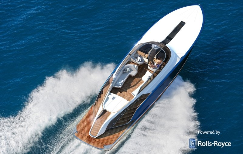 2018 Aeroboat S6 Exterior Computer Renderings and Photoshop - image 739792
