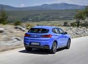 The X2 Brings New DNA to the BMW Lineup - image 740810