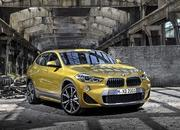The X2 Brings New DNA to the BMW Lineup - image 740824