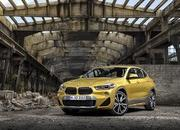 The X2 Brings New DNA to the BMW Lineup - image 740825