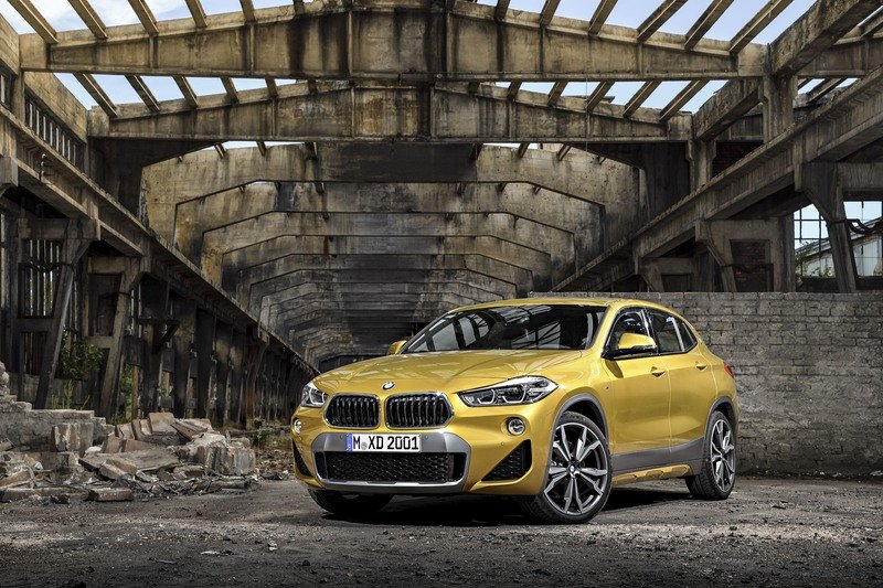The X2 Brings New DNA to the BMW Lineup