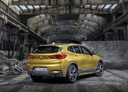 The X2 Brings New DNA to the BMW Lineup - image 740826
