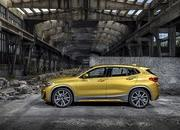 The X2 Brings New DNA to the BMW Lineup - image 740829