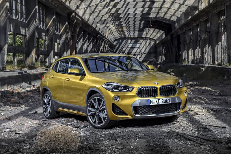 The Front-Wheel-Drive BMW X2 Doesn't Deserve The Hate it Gets From Purists