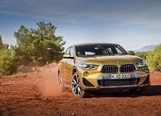 The X2 Brings New DNA to the BMW Lineup - image 740840