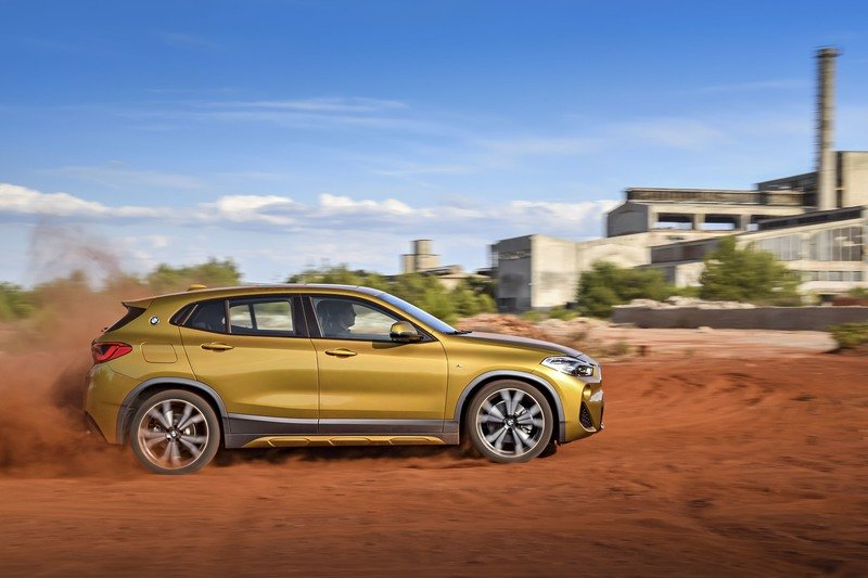 Wallpaper of the Day: 2018 BMW X2