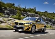 The X2 Brings New DNA to the BMW Lineup - image 740845