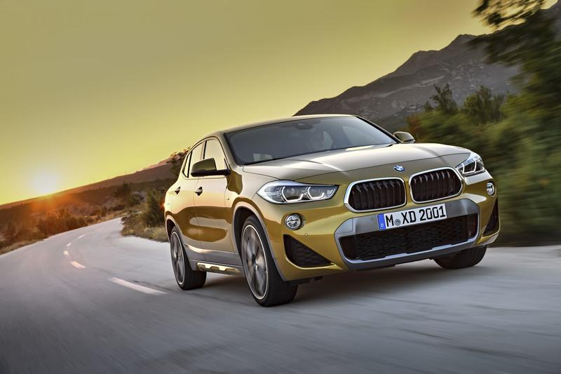 2018 BMW X2 - Updated Exterior Wallpaper quality - image 740855