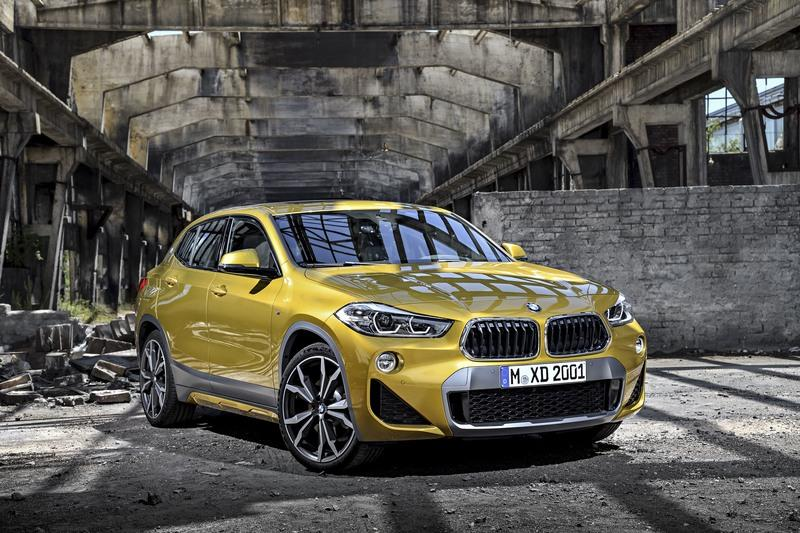 2018 BMW X2 - Updated - image 740705
