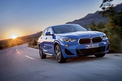 The X2 Brings New DNA to the BMW Lineup - image 740765
