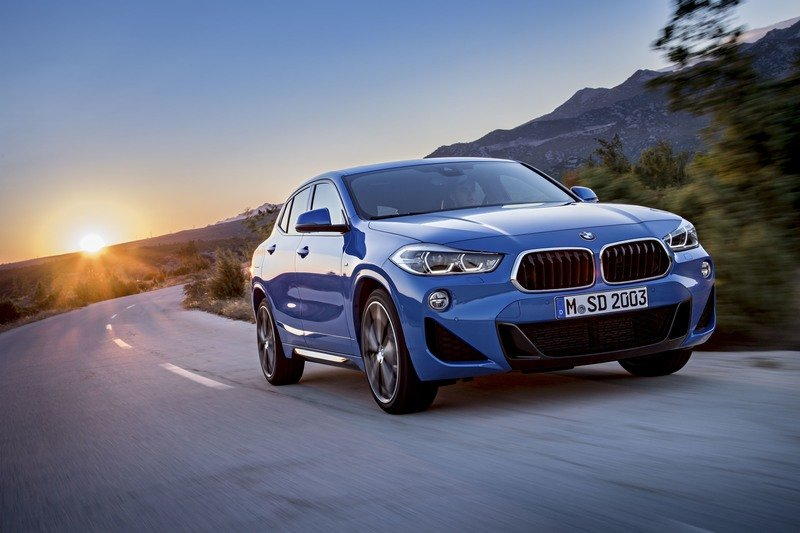The X2 Brings New DNA to the BMW Lineup Exterior Wallpaper quality - image 740765