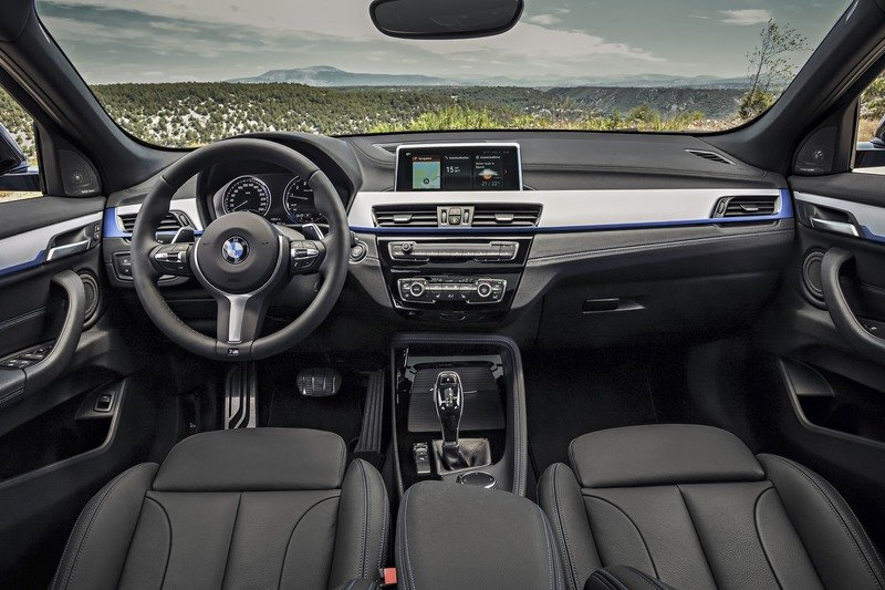 2018 BMW X2 - Updated Interior Drivetrain - image 740771