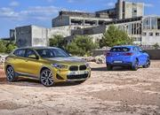 The X2 Brings New DNA to the BMW Lineup - image 740777