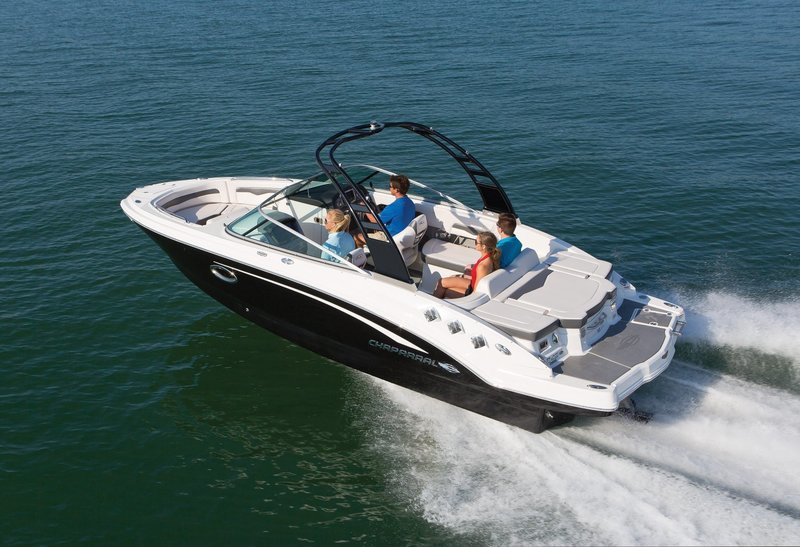 2018 Chaparral 246 SSi