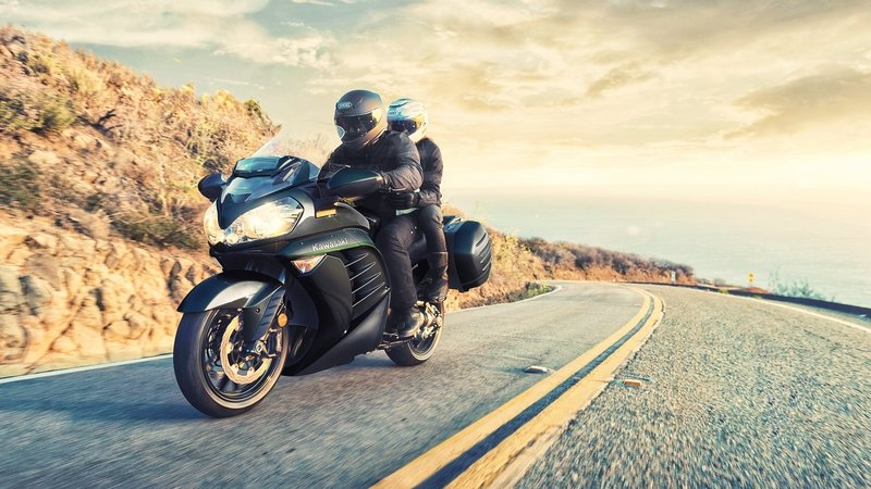 Kawasaki Tantalizes Us With Hints Of A Tourer With A Blower