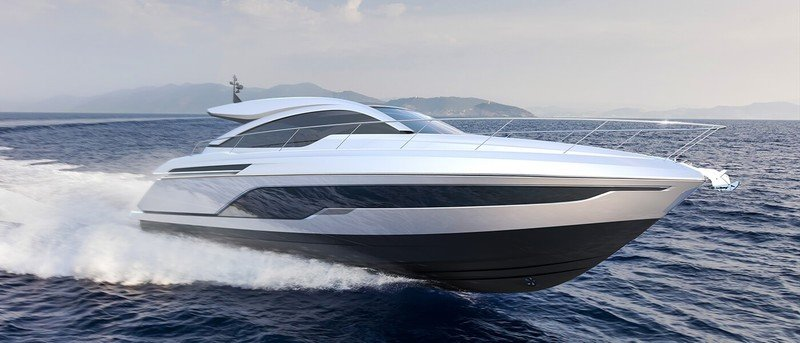 2018 Fairline Targa 43 OPEN