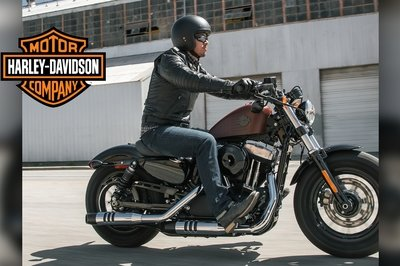 2016 - 2021 Harley-Davidson Forty-Eight