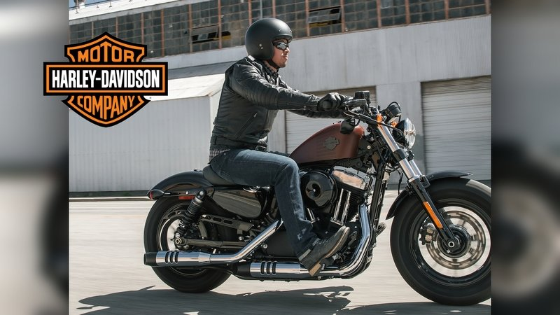 2016 - 2019 Harley-Davidson Forty-Eight