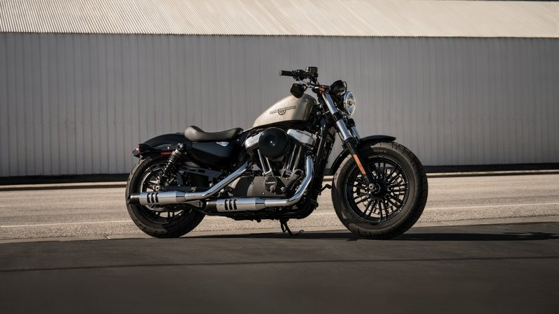 2016 - 2018 Harley-Davidson Forty-Eight