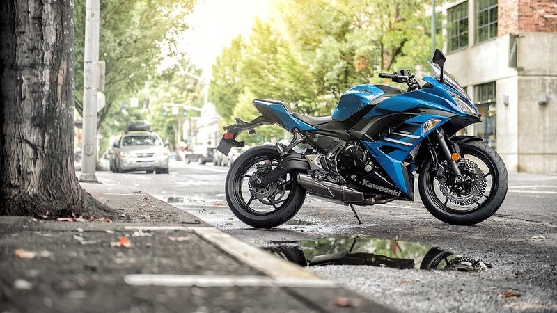 2017 - 2019 Kawasaki Ninja 650 | Top Speed