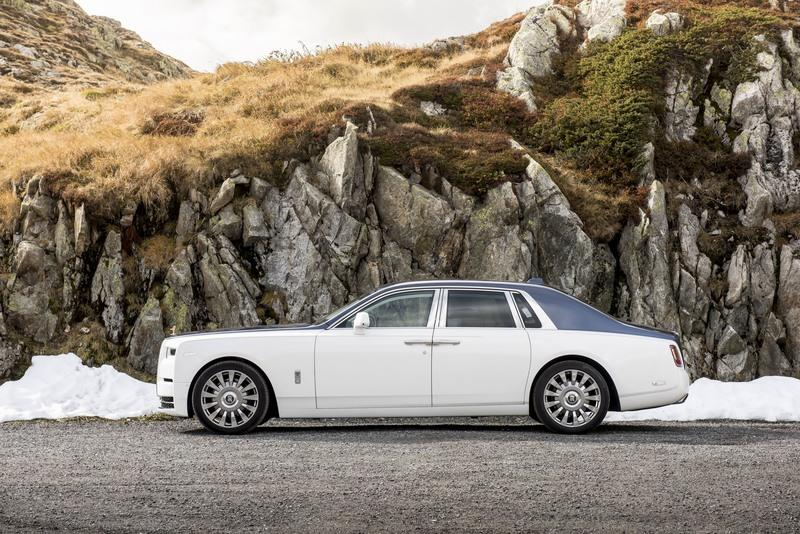 Rolls-Royce Used Songs From Radiohead and Pink Floyd to Test Its Fancy Audio System