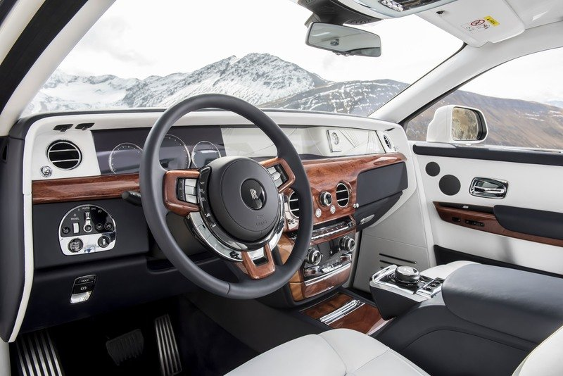 2018 Rolls Royce Cullinan Review Top Speed