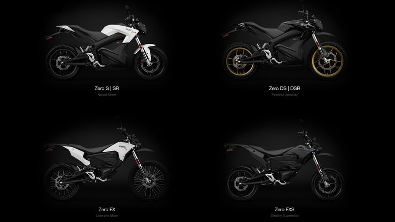 2018 ZERO Motorcycles pack 223 miles in just over 2 hours of charge!