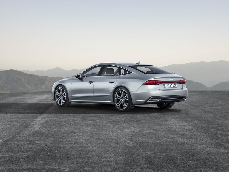 Like Lots of Tech? You Need the Audi A7 in your Life