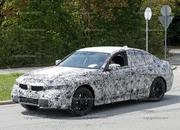 Check Out the Self-Aligning Wheel Caps on the 2019 BMW 3 Series - image 739040