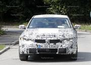 Check Out the Self-Aligning Wheel Caps on the 2019 BMW 3 Series - image 739038