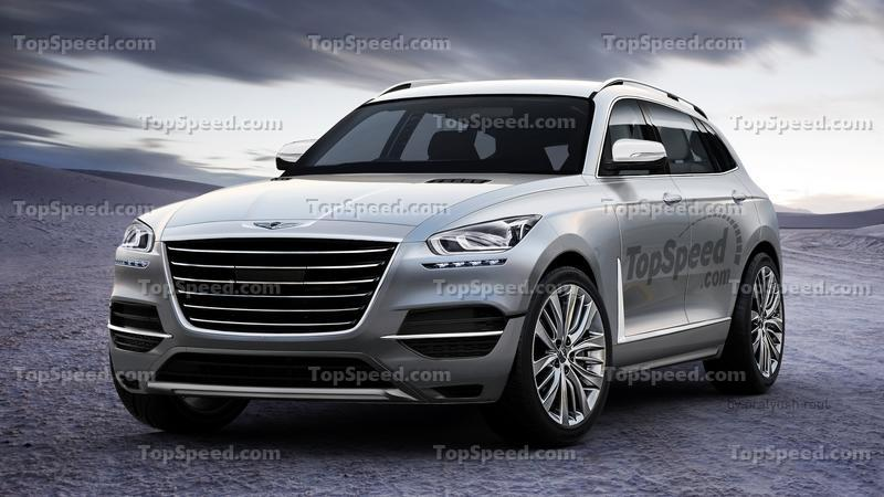 2020 Genesis SUV And 2020 Hyundai Sonata Coming In the Next 12 Months