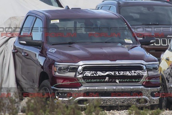 2019 Ram 1500 Departs From Classic 'Big Rig' Design News ...