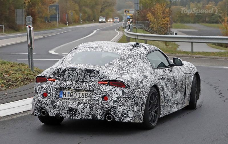 2019 Toyota Supra Confirmed for Detroit Debut