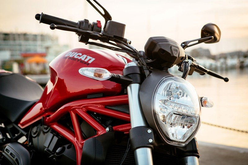 Images: Ducati Monster 821 - in the details. Exterior High Resolution Wallpaper quality - image 738981