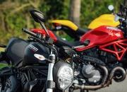 Images: Ducati Monster 821 - in the details. - image 738982