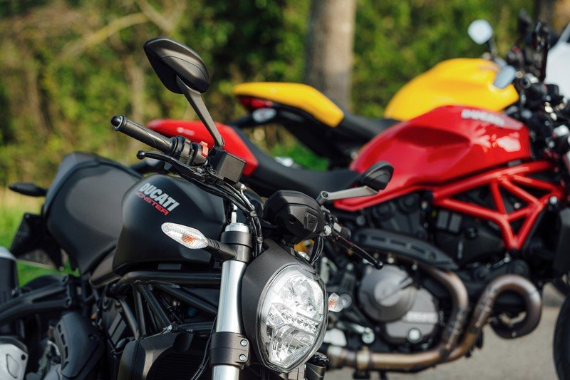 Images: Ducati Monster 821 - in the details. Exterior High Resolution - image 738982