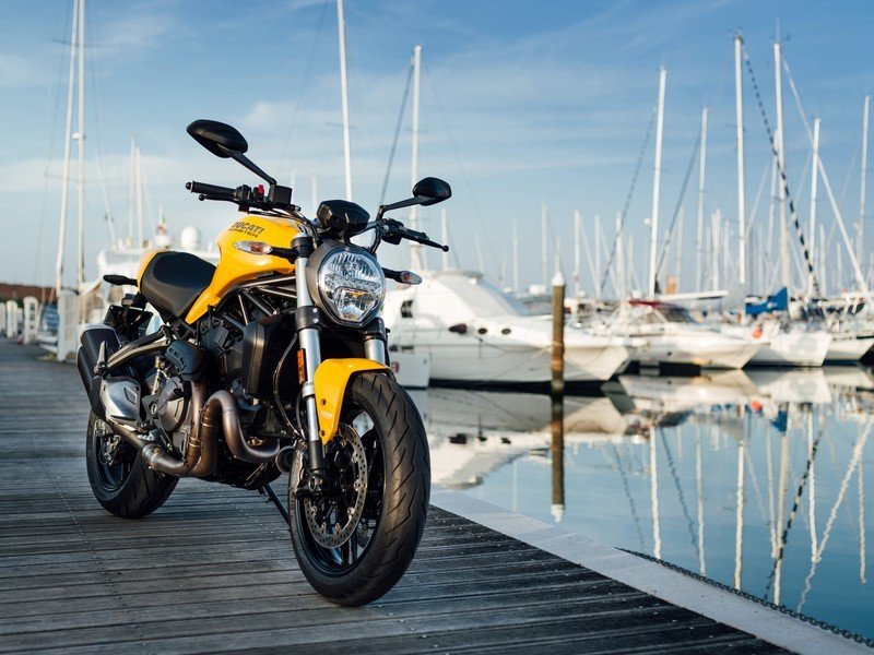 Images: Ducati Monster 821 - in the details. Exterior High Resolution Wallpaper quality - image 738983