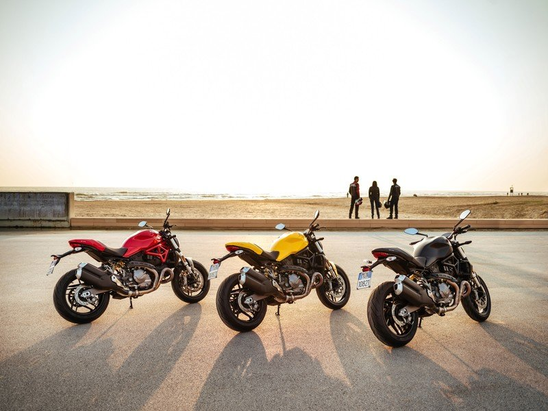 Images: Ducati Monster 821 - in the details. Exterior High Resolution Wallpaper quality - image 738984