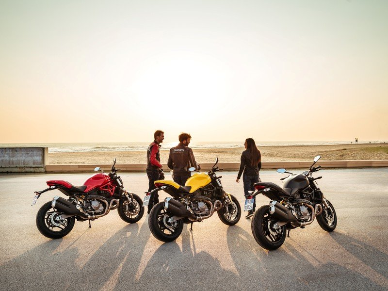 Images: Ducati Monster 821 - in the details. Exterior High Resolution Wallpaper quality - image 738985