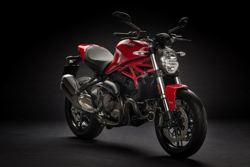 Images: Ducati Monster 821 - in the details. - image 739010