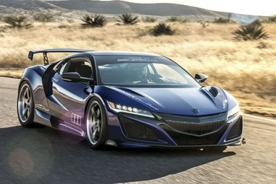"2017 Acura NSX ""Dream Project By ScienceofSpeed"