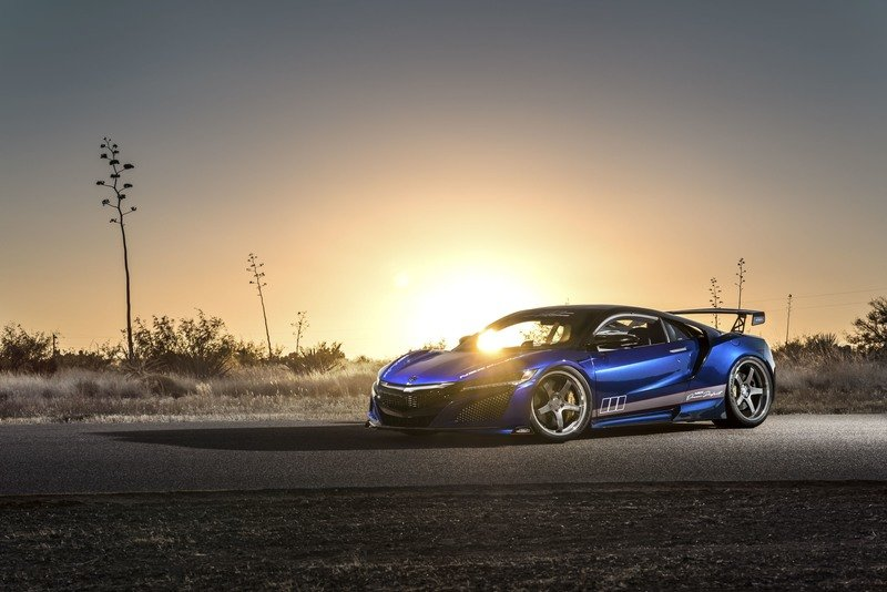 "Wallpaper of the Day: 2017 Acura NSX ""Dream"""