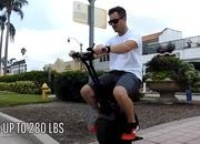 After Honda's self balancing two-wheeler, there is now a self balancing monowheeler: the Uno Bolt - image 741418